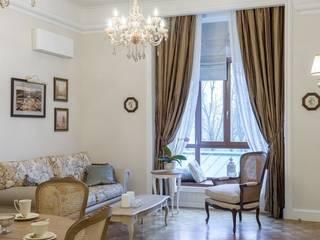 Salas de estar clássicas por ELENA BELORYBKINA Clássico