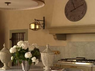 Palazzo nel centro d Pistoia: Cucina in stile in stile Classico di Antonio Lionetti Home Design