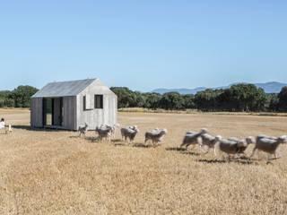 CASA TRANSPORTABLE ÁPH80 de ÁBATON Arquitectura Rural