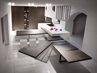modern  door Alessandro Isola Ltd, Modern