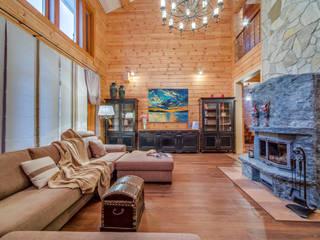 Be In Art Scandinavian style living room