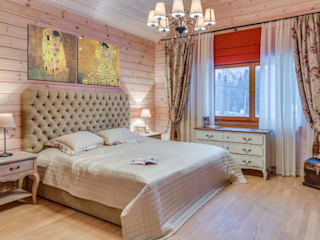 Be In Art Scandinavian style bedroom