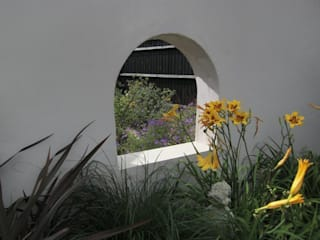 Contemporary Garden Design, Windsor, Berkshire Modern garden by Linsey Evans Garden Design Modern