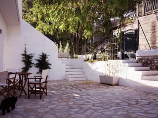 Mediterranean style garden by Durango Studio di architettura e paesaggio Mediterranean