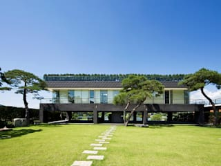 hyunjoonyoo architects Modern houses