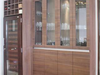 Cristalero Nocce Milano de La Fustería - Carpinteros Moderno