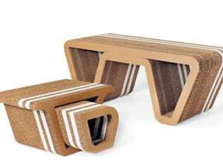 Underground Collection:  in stile  di Origami Furniture