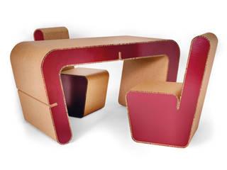 Snake Collection Origami Furniture EstudioEscritorios