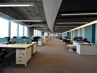 YAPIARTI MİMARLIK  – PROJE ÖRNEKLERİ:  tarz Ofis Alanları