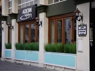 مطاعم تنفيذ Arte FABBRO, ريفي