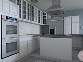 by MGC Diseño de Interiores Classic