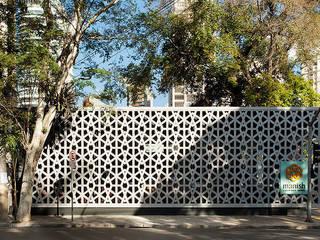 Escalier de style  par ODVO Arquitetura e Urbanismo, Moderne