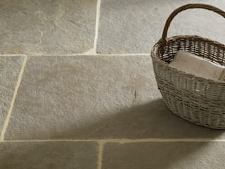 Dapur oleh Floors of Stone Ltd, Country