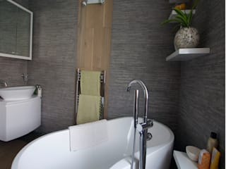 Bathroom Kate Harris Interior Design Salle de bain moderne