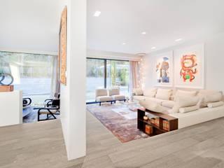 Tarimas de Autor Modern Living Room