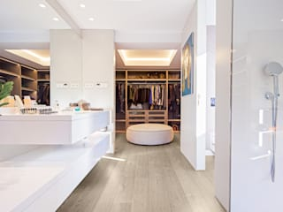 Modern style bedroom by Tarimas de Autor Modern