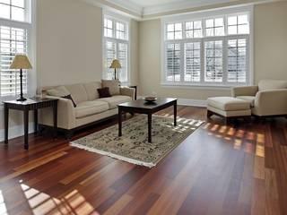 London Modern living room by TFS Flooring Modern