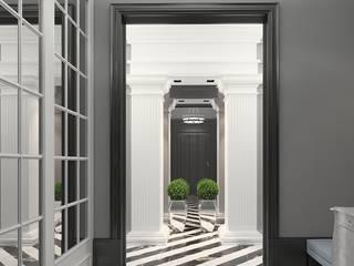 Corridor & hallway by FEDOROVICH Interior, Classic
