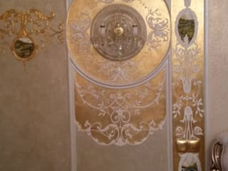 Абрикос Classic style living room