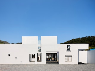 hyunjoonyoo architects Modern home