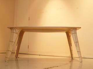 Table -MAK 모던스타일 다이닝 룸 by 디웍스 모던
