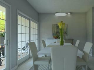por MGC Diseño de Interiores , Moderno