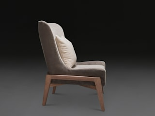Fernando Chair Profile:  de style  par Verellen Europe