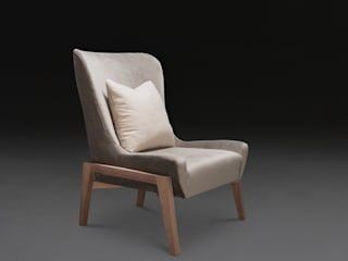 Fernando Chair in Perspective:  de style  par Verellen Europe
