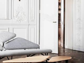 Borghese sofa:  de style  par La Chance