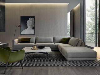 Sala de estar  por QuartoSala - Home Culture