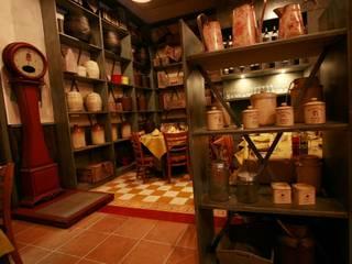 LA BOTIGUETA. Gastronomía de estilo clásico de INTERTECH ESPACIO CREATIVO Clásico