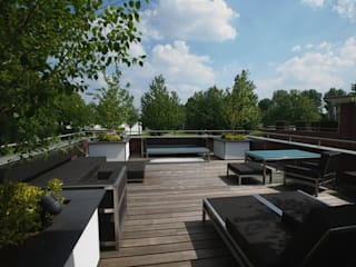 Patios & Decks by Leonardus interieurarchitect