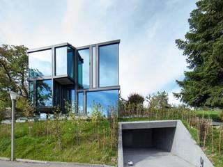Wohnhaus Dielsdorf:  Häuser von L3P Architekten ETH FH SIA AG