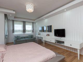 Mimoza Mimarlık Moderne Schlafzimmer