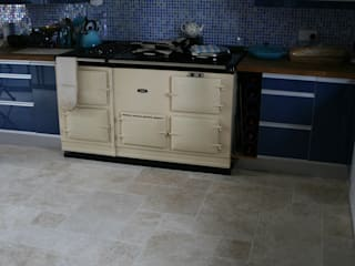 Cuisine de style  par Floors of Stone Ltd, Éclectique