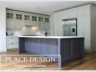 Traditional Kitchen London Classic style kitchen by Place Design Kitchens and Interiors Classic