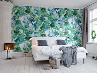 Lily Pond homify Scandinavian style walls & floors