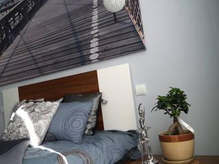 Schlafzimmer von Izabela Widomska Interiors