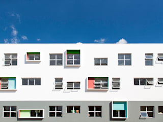 Sekolah Modern Oleh SAA_SHIEH ARQUITETOS ASSOCIADOS Modern