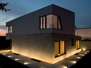 Rasty House: Case in stile  di BxFstudio