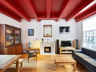 Klassische Wohnzimmer von Architectenbureau Vroom Klassisch