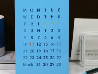 Perpetual Calendar :   by Block Design