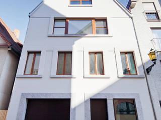 Haus in der Altstadt Klassische Häuser von Eingartner Khorrami Architekten BDA Klassisch