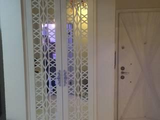 Gizem Kesten Architecture / Mimarlik Corridor, hallway & stairs Accessories & decoration