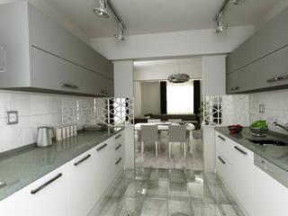 Kitchen by Niyazi Özçakar İç Mimarlık, Modern