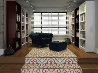 Living room by Niyazi Özçakar İç Mimarlık, Modern
