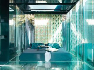 FR-One VisionFR und Vanta: mediterrane Schlafzimmer von Indes Fuggerhaus Textil GmbH