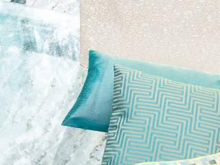 Camera da letto in stile  di Indes Fuggerhaus Textil GmbH