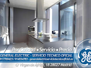 Homify - Servicio oficial general electric ...