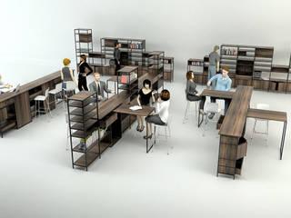 Seyit Ali GÜZEL – QUA Ofis Mobilyası:  tarz